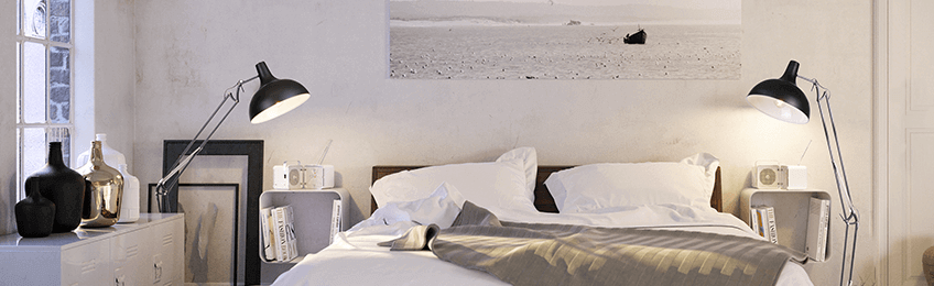 Bedroom Lighting Bedside Lamps Lampandlight