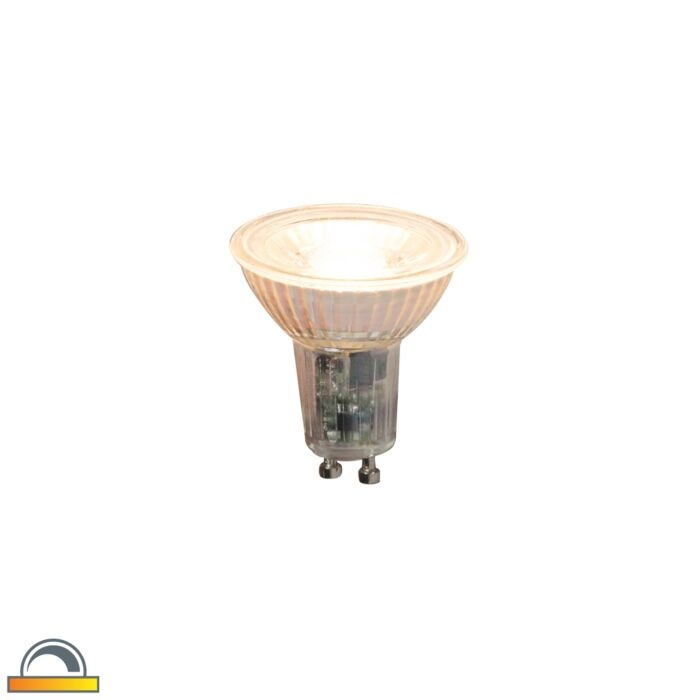 GU10-dimmable-LED-lamp-5.5W-360lm-2000K---2700K