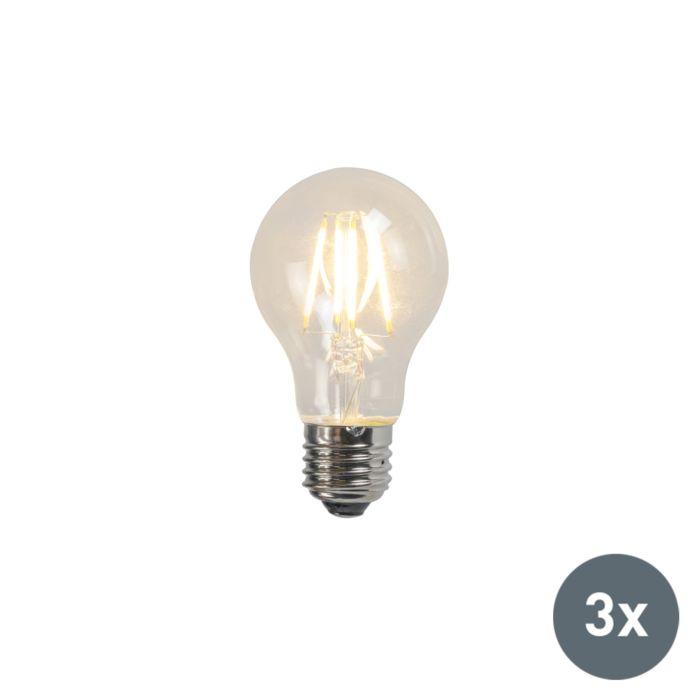Set-of-3-E27-LED-A60-Clear-Filament-4W-470LM-2700K
