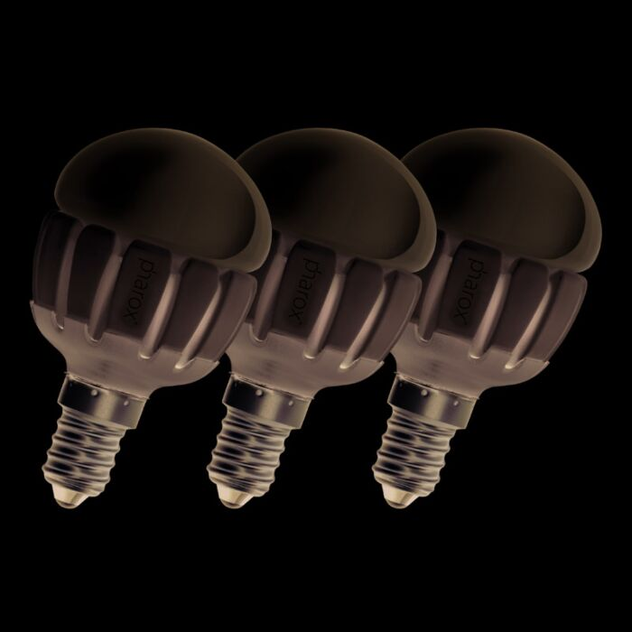 Set-of-3-E14-LED-Pharox-P45-5W-200LM