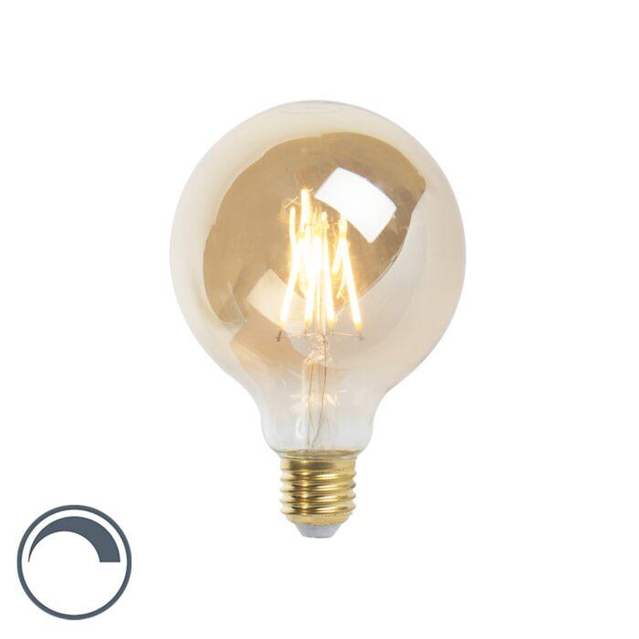 LED-E27-dimmable-filament-lamp-G95-goldline-360lm-2200K