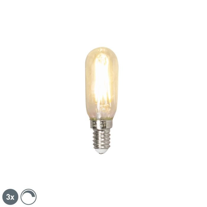 Set-of-3-E14-LED-Clear-Filament-T24-3W-310LM-2700K-Dimmable