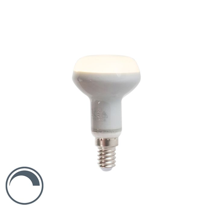E14-LED-R50-3W-220LM-2800K-Dimmable