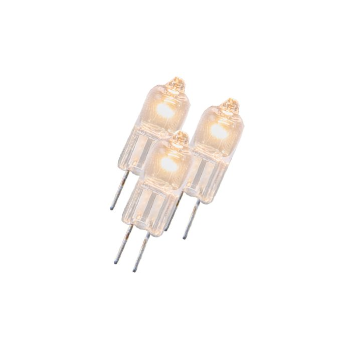 Set-of-3-G4-Halogen-5W-23LM