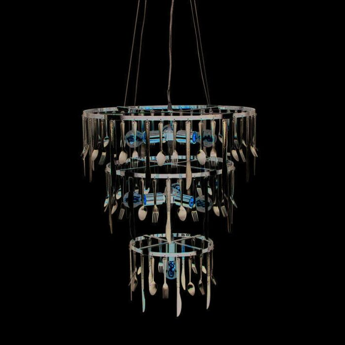 Chandelier-Kitchen