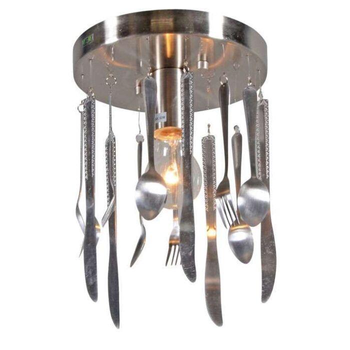 Ceiling-Lamp-Kitchen-Steel