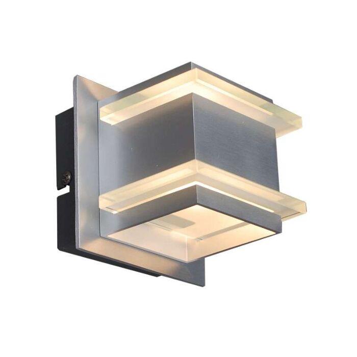 Design-wall-lamp-aluminum---Block