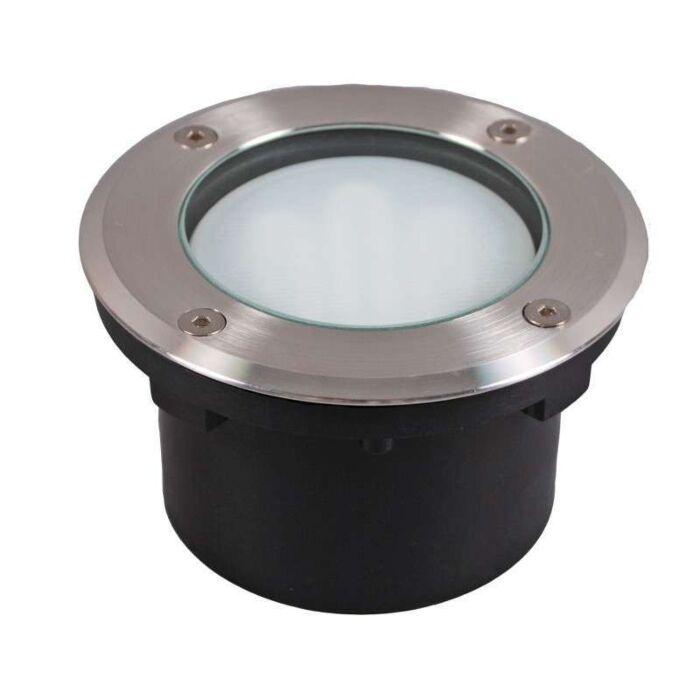 Ground-Spotlight-Luton-Round-including-GX53-energy-saver