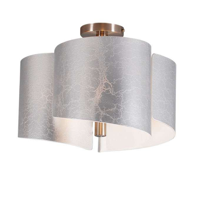 Ceiling-lamp-Salerno-silver