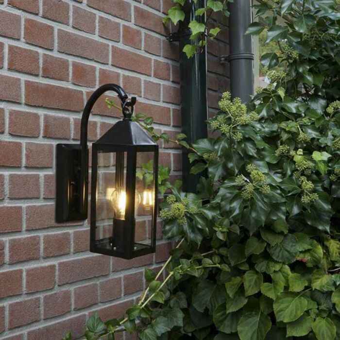 Country-wall-light-black-IP44---Bussum