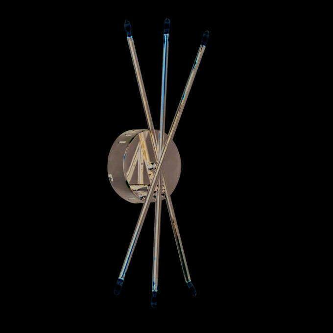 Wall-lamp-Mikado-6-chrome