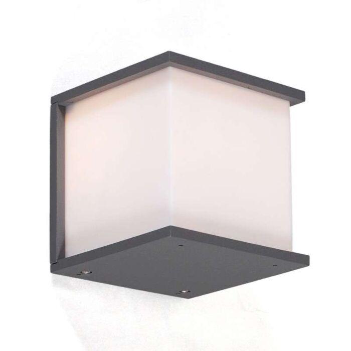 Outdoor-lamp-Qubec-graphite