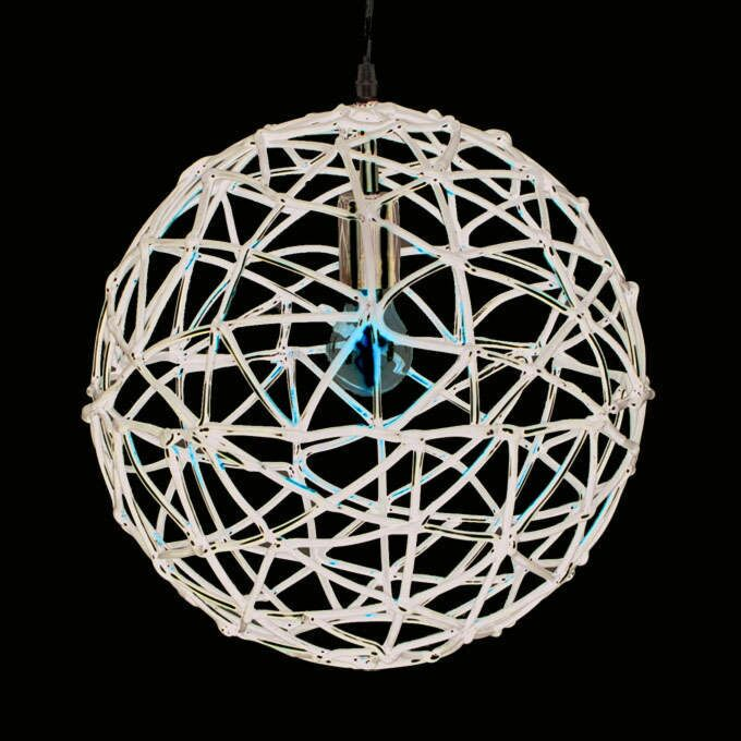 Hanging-lamp-Birdy-40-black