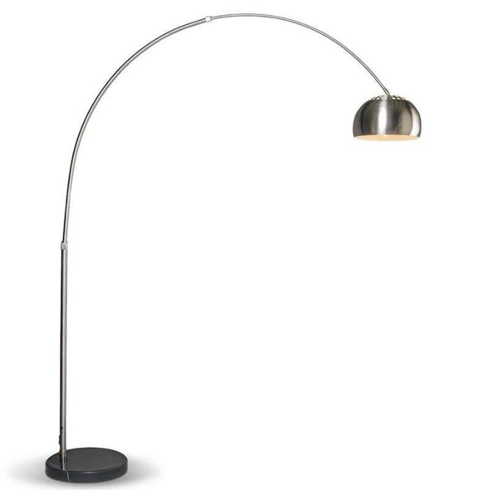 Modern-arc-lamp-steel-adjustable---Grande