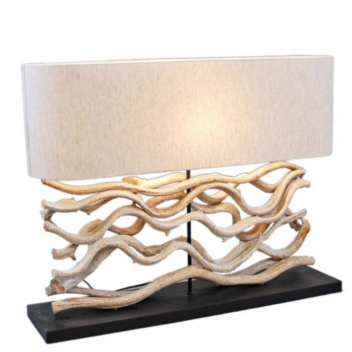 Table-lamp-Chainat-Large---linen-shade