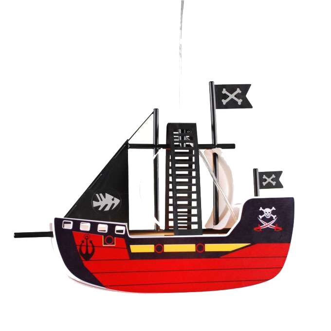 Hanging-lamp-Kids-Pirate-ship