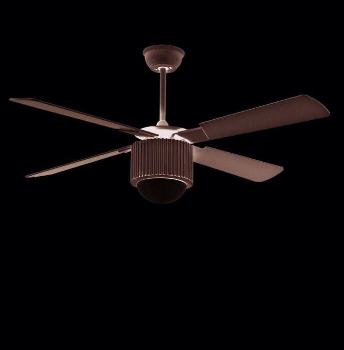 Ceiling-fan-Rotor-52-Silver