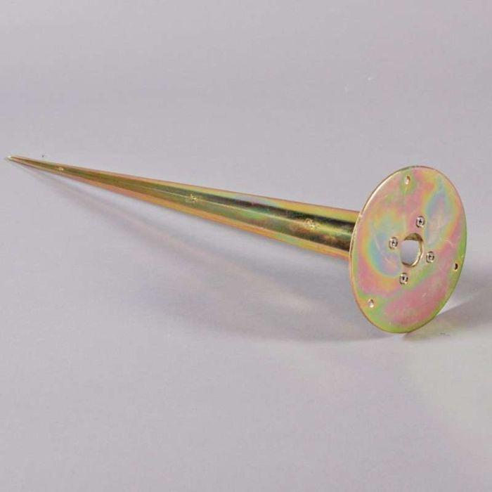 Thermic-Zinc-ground-pin-Round