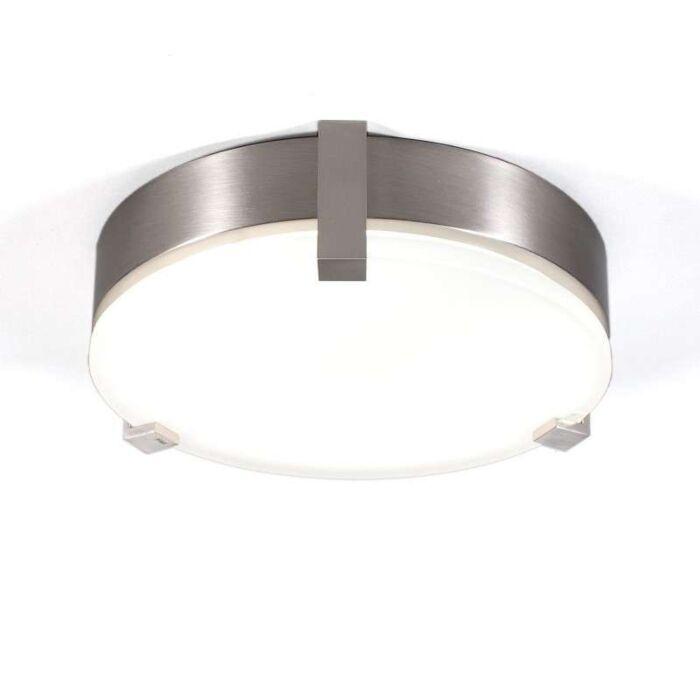 Ceiling-lamp-Crook-round-22W-steel