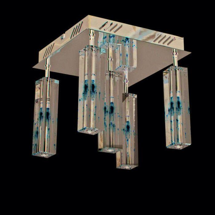 Ceiling-Lamp-Ceres-5-Chrome