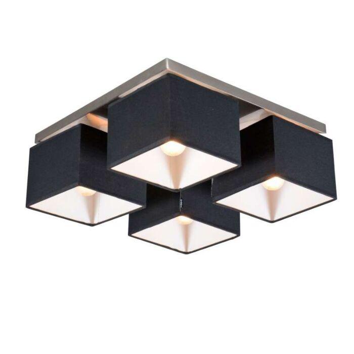 Ceiling-Lamp-VT-4-Black