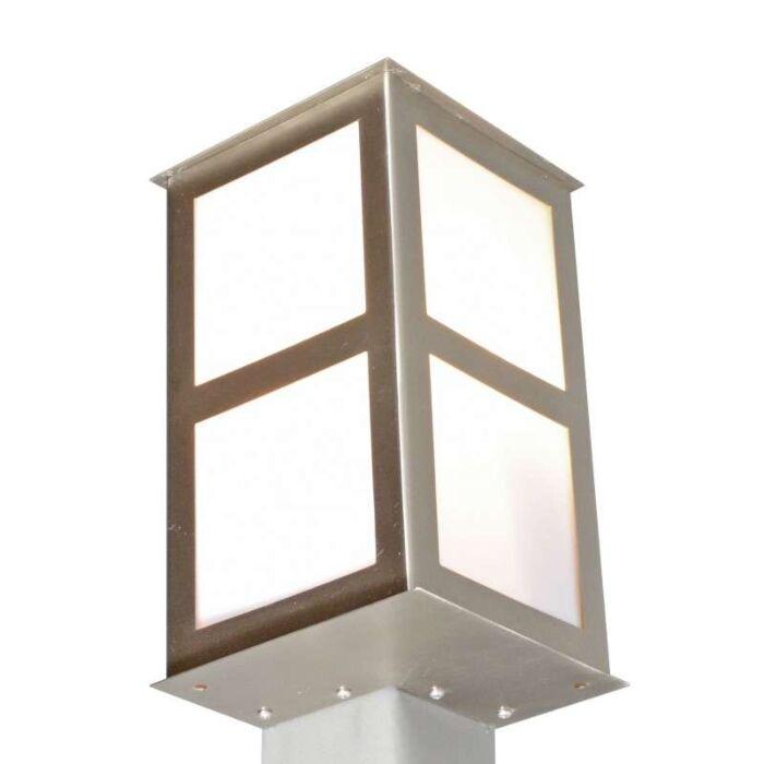 Outdoor-Lamp-Corner-for-Corner-Mounting---Steel