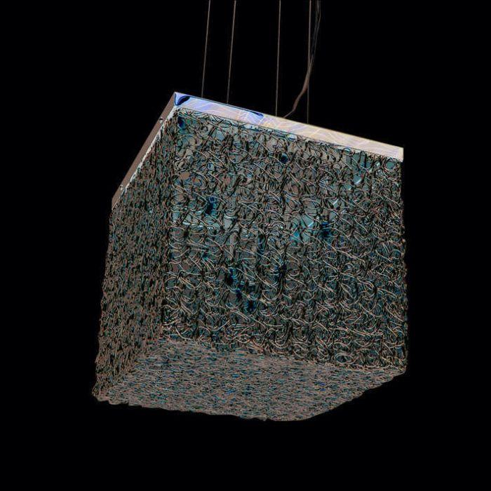 Hanging-Lamp-Draht-Square-10-Aluminium