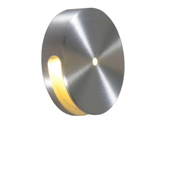Built-in-Wall-Light-Quartz-Round-I-Aluminium
