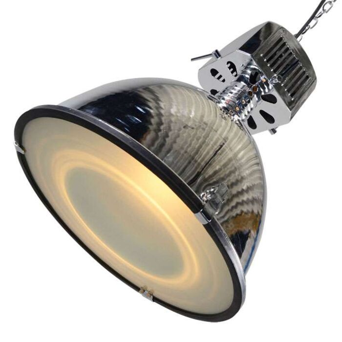 Pendant-Classic-Industry-2-Chrome