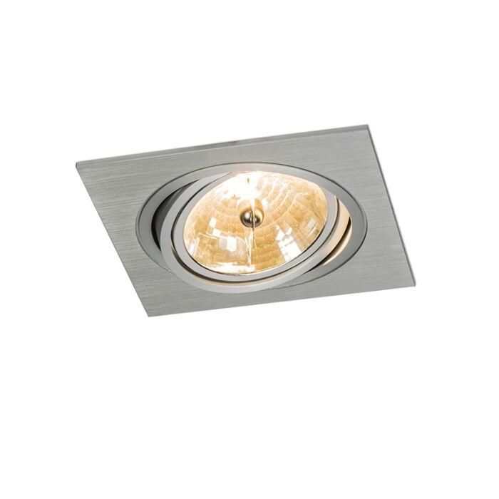 Built-in-Spotlight-Impact-Square-Aluminium