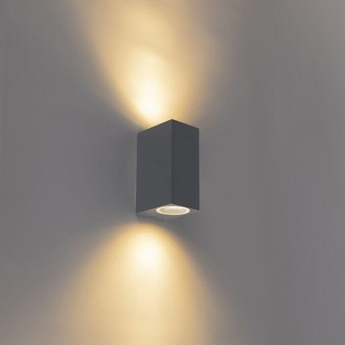 Modern-Wall-Lamp-Anthracite-IP44---Baleno-II