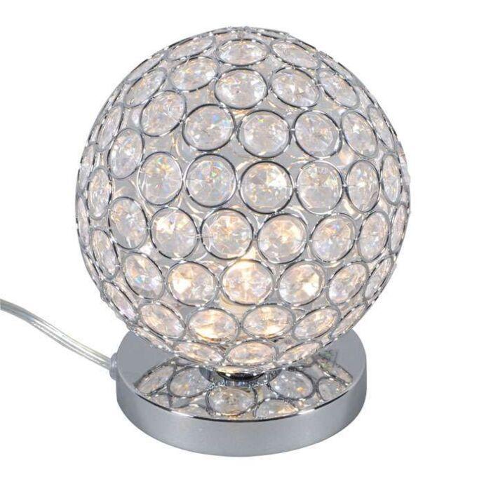 Table-Lamp-Sfera-1-Chrome