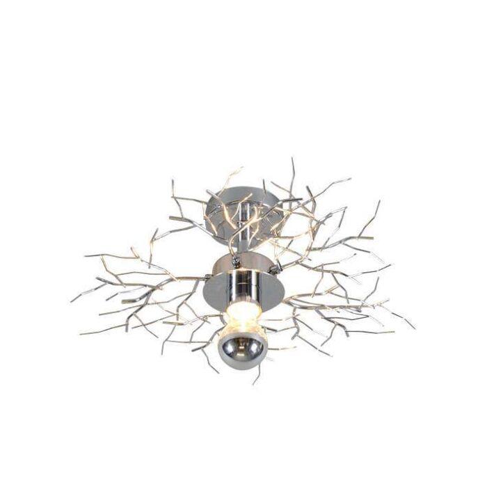 Ceiling-Light-Forest-1-Chrome
