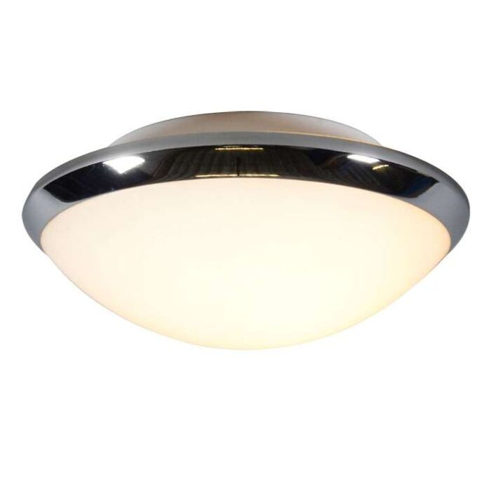 Ceiling-Lamp-Menta-23-Ring-Chrome