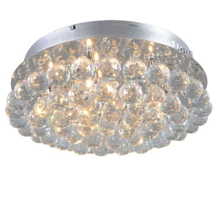 Ceiling-Lamp-Diamont-40cm-Chrome