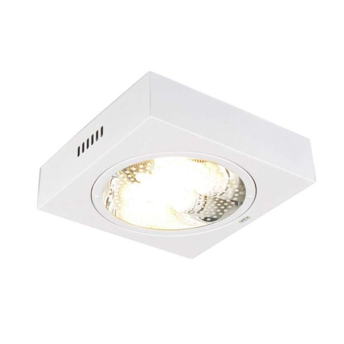 Ceiling-Lamp-Doblo-Square-White