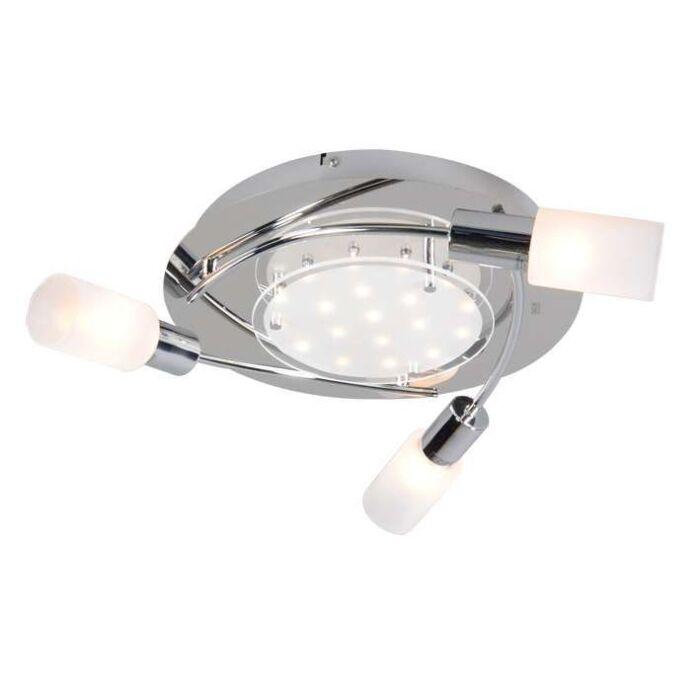 Ceiling-Lamp-Tres-Chrome