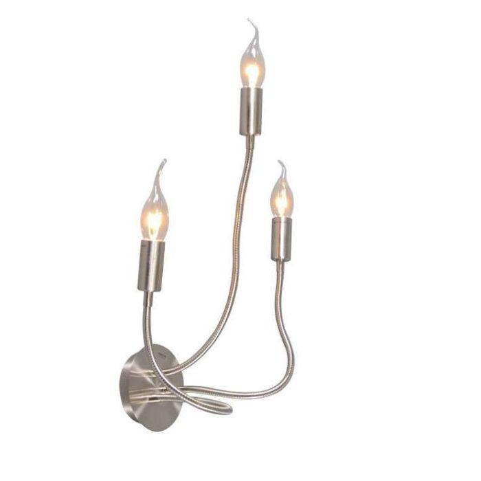 Wall-or-Ceiling-Lamp-Braccia-3-Steel