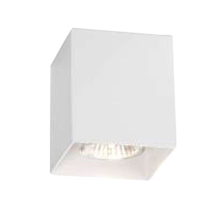 Ceiling-Light-Delta-Boxy-White