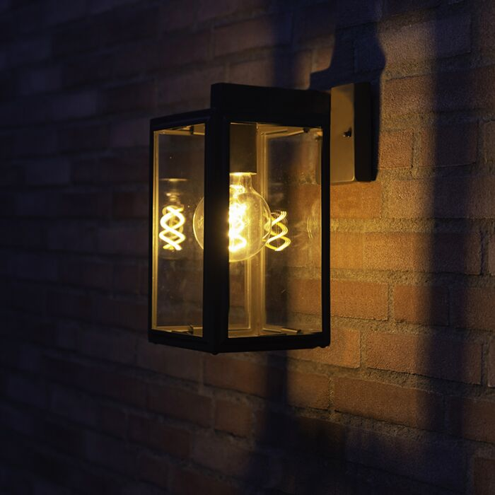 Industrial-Wall-Lamp-Anthracite-IP44---Sutton-Down