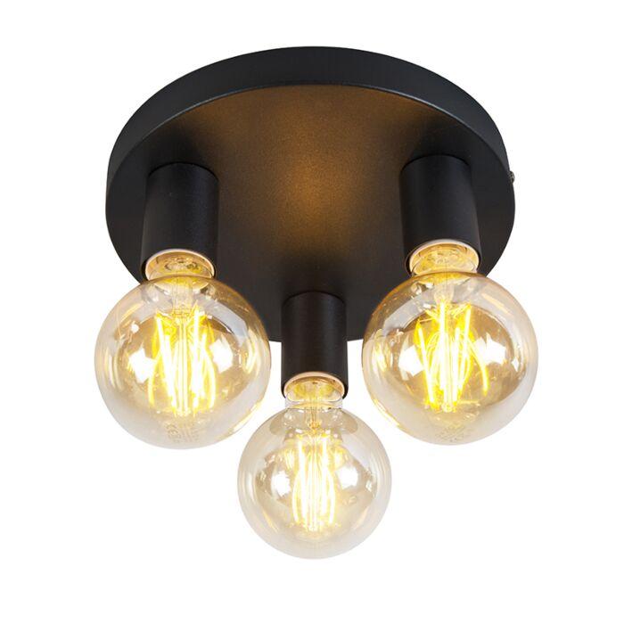 Industrial-Ceiling-Lamp-Black---Facil-3