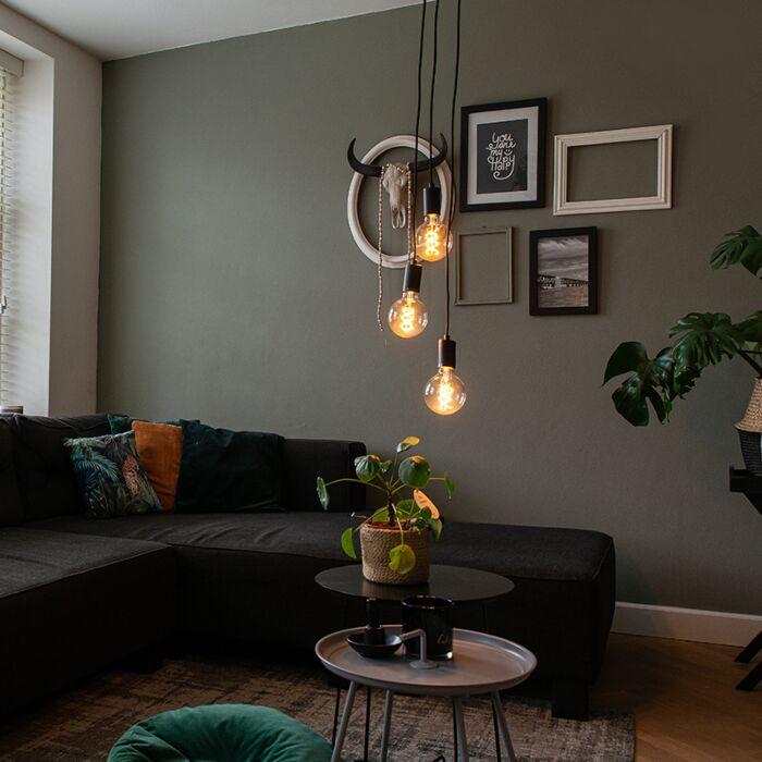 Industrial-Pendant-Lamp-Black---Facil-3