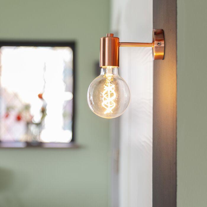 Art-Deco-Wall-Lamp-Copper---Facil-1