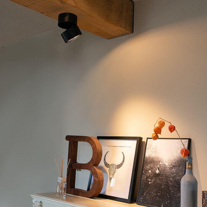 Modern-spot-black-adjustable---Go-Nine-Tubo