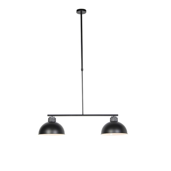 Industrial-Pendant-Lamp-2-Black---Frodo