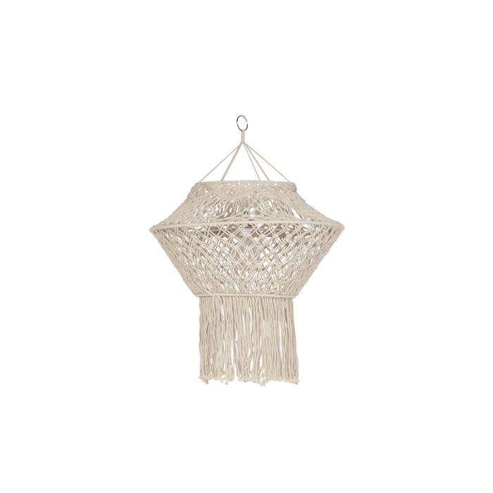 Macrame-lampshade-natural-90-cm