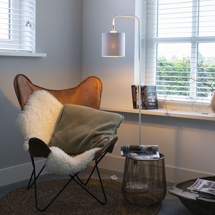 Modern-Floor-Lamp-White---Lofty