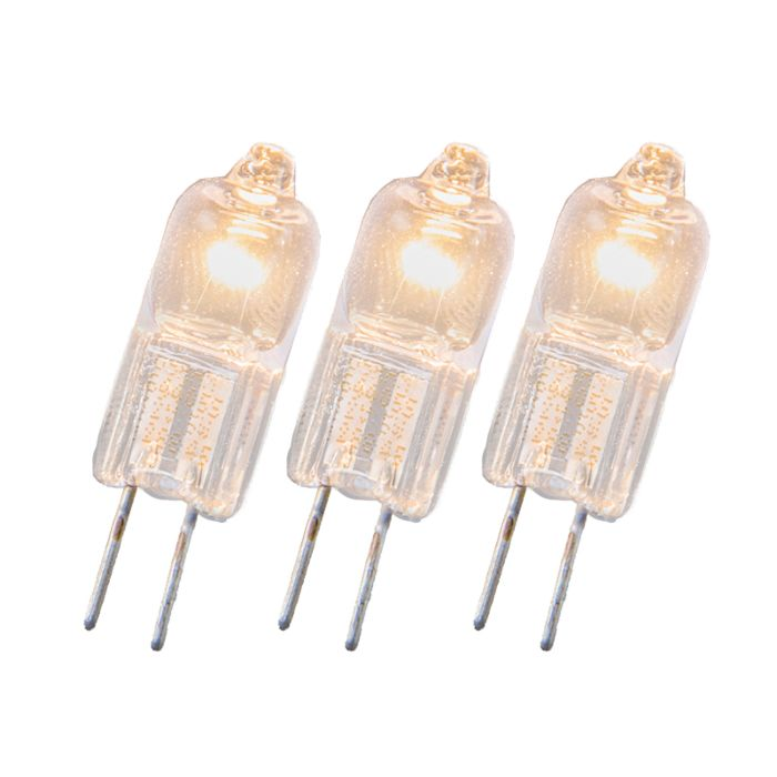 Set-of-3-G4-Halogen-20W-190LM