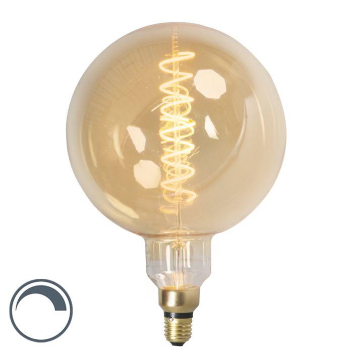 E27-dimmable-LED-filament-lamp-MEGA-globe-4W-200lm-2100-K