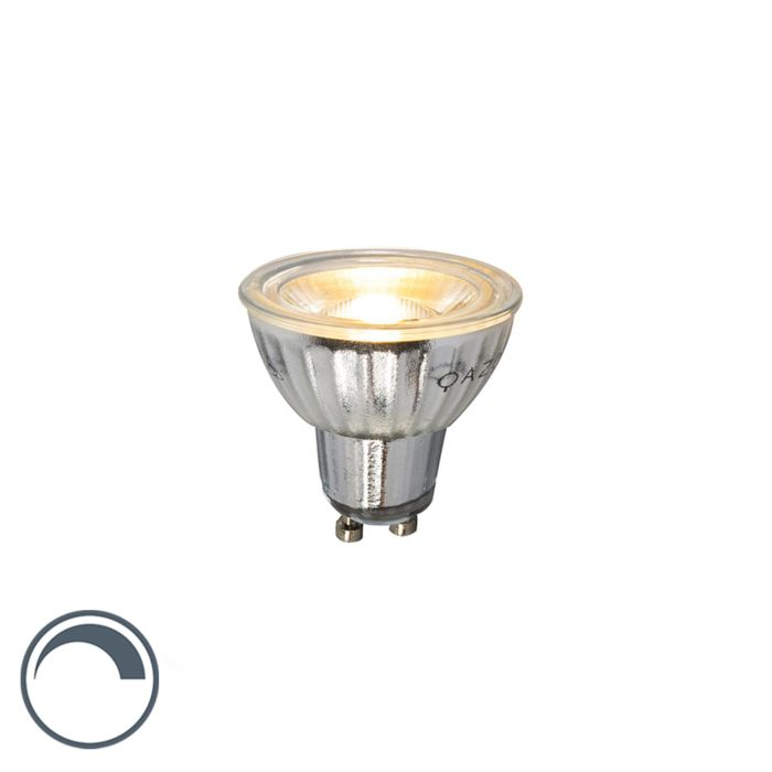 GU10-LED-7W-500LM-2700K-Dimmable